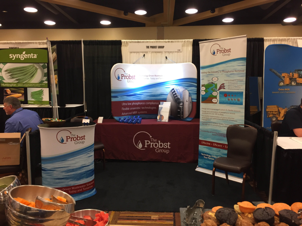 Probst Booth at MWFPA